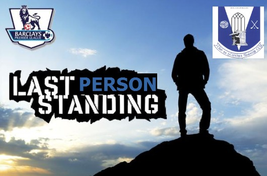 Last Person Standing Competition