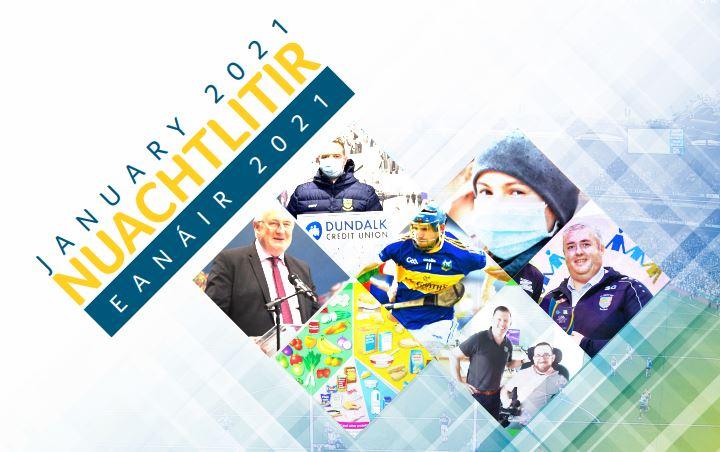 January 2021 GAA Club Newletter